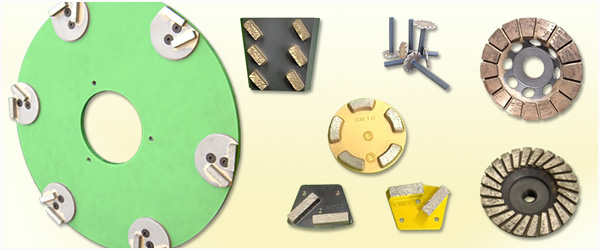 Milling, grinding, calibrating tools
